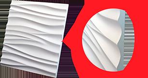 Особенности гипсовых панелей 3Д Artpole